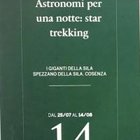 Astronomi per una notte: Star Trekking ai Giganti della Sila