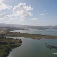 In volo sul lago cecita