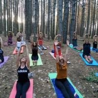 """30 agosto: """"Yoga nella natura monumentale della Sila""""."""